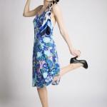 Голубое платье свидетельницы