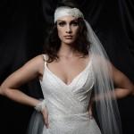 Необычная фата невесты