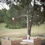 Отличное решение для свадьбы на открытом воздухе