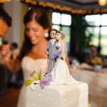 Фигурки молодоженов для свадебного торта