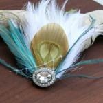Украшай свадебную прическу оригинальными аксессуарами