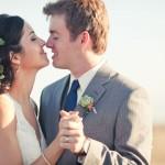 Суккуленты в свадебной прическе
