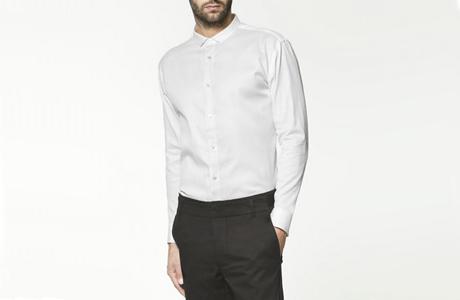 Свадебная рубашка от Zara