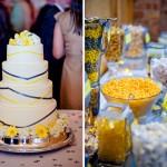Горсти свадебных сладостей