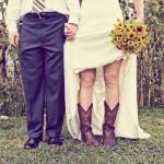 Оригинальная обувь для невесты