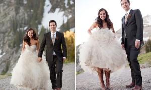 Идея дня: свадебный сценарий в стиле кантри
