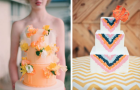 Свадебные торты от Sweet & Saucy Shop
