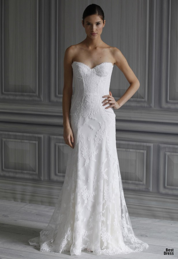 Выбор но если это платья от monique lhuillier