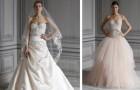 свадебные платья от Monique Lhuillier 2012