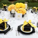 Черный, белый и желтый