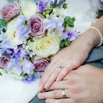 Красота в руках невесты