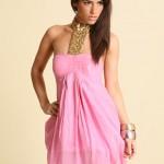 Розовый в моде