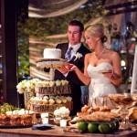 Сладости для жениха и невесты