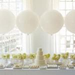 Десертный свадебный стол