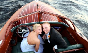 bride-and-groom-boat