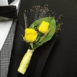 Желтое на черном - шик