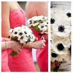 Букеты из анемонов на твоей свадьбе