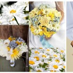 Нежные маргаритки для твоей свадьбы