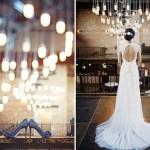 Свадебные туфли невесты  серого цвета