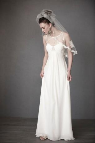 Свадебный образ от BHLDN