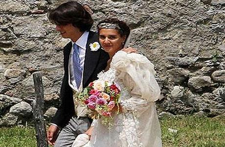 Свадьба наследницы Дома Missoni