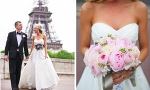 Свадьба в парижском стиле