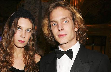 Звездная свадьба: Андреа Казираги и Татьяна Санто Доминго