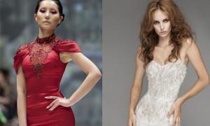 Модные платья молодого бренда Pavoni