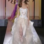 Парящее свадебное платье от Versace