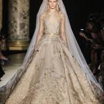 Свадебный наряд от Elie Saab