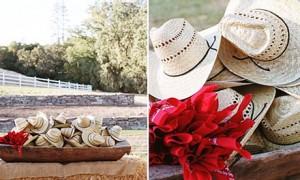 Оформи свадьбу в техасском стиле