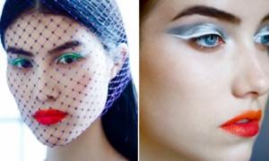 Свадебный макияж от Dior