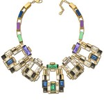 Ожерелье для яркой невесты