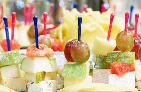 Яблоки и виноград считаются «осенними» фруктам