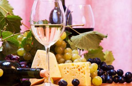 Вино - лучший из напитков для свадьбы