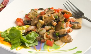 Осеннее меню: выбери грибные блюда