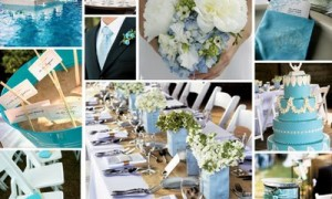 Turquoise Beach Wedding