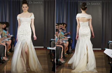 Свадебные платья от Ines Di Santo