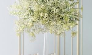 Свадьба в гламурном стиле