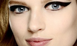 Модный макияж осени 2012