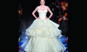 Коко Роша в платье от Zac Posen