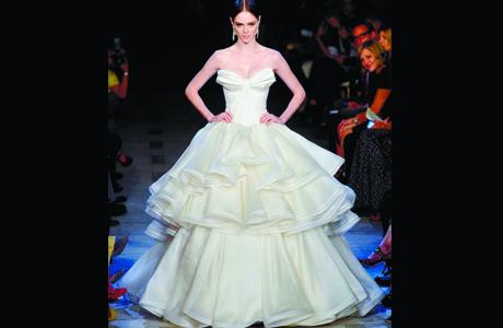 Свадебные платья от Zac Posen