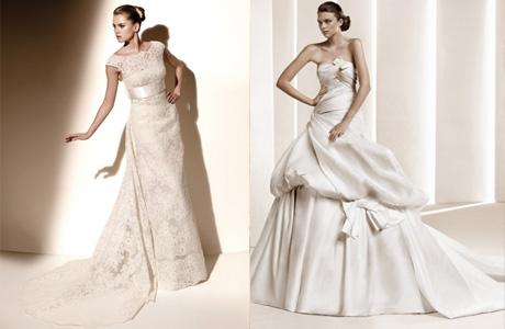 Кутюрные свадебные платья