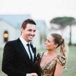 Свадьба в прекрасной усадьбе