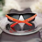 Очки-лисички - подарок для гостей