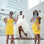 Невеста в стиле хип-хоп