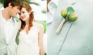 Свадьба в романтических тонах