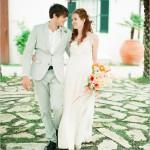 Жених и невеста из Парижа