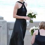 Кейт Босуорт в черном