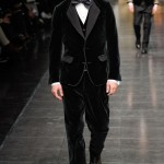 Джентльмен от Dolce & Gabbana